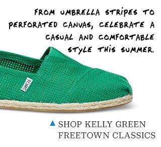 Shop Kelly Green Freetown Classics