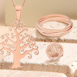 Romantic Rose Gold: Jewelry