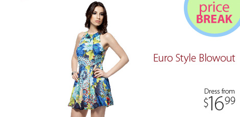Euro Style Blowout