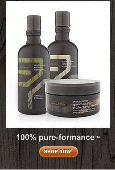 pureformance. shop now.