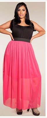 Isabella Maxi Skirt by SWAK Designs