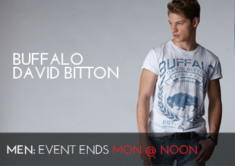 BUFFALO DAVID BITTON - MEN