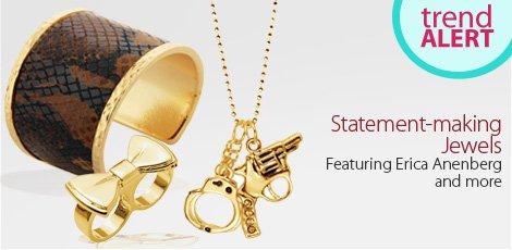 Statement-making jewels