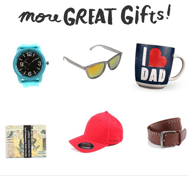 More great gifts!