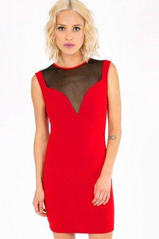 SO MESHCHIEVOUS DRESS 26