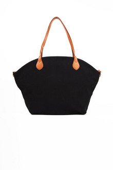 CARLY CONTRAST HANDLE TOTE 49