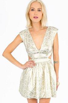 BAROQUE BEAUTY DRESS 44