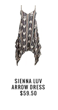 Sienna Luv Arrow Dress
