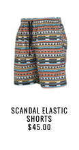 Scandal Elastic Short