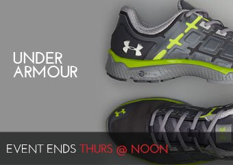 UNDER ARMOUR - SHOES