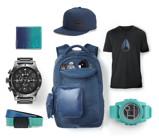 Nixon | The 2013 Summer Collection