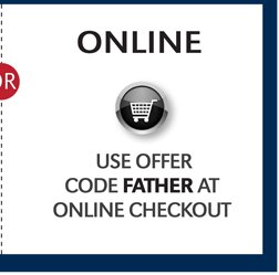 ONLINE   USER OFFER CODE FATHER AT CHECKOUT