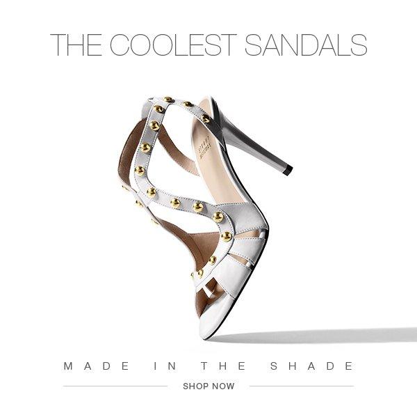 The Coolest Sandals