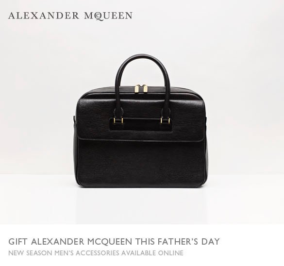 Gift Alexander McQueen This Father's Day
