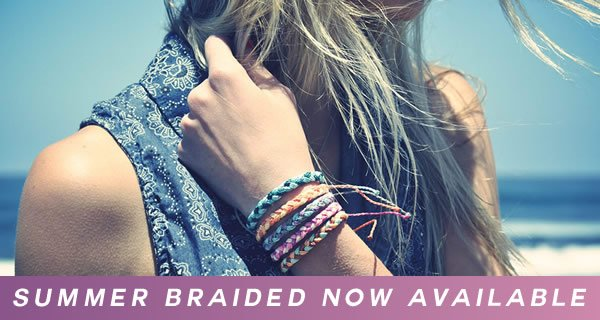 Summer Braided Collection