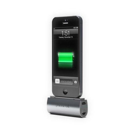 Flex Pocket Charger // iPhone 5