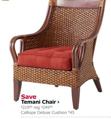 Save Temani Chair