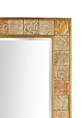 Save Shades of Gold Mirror