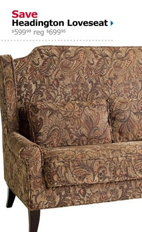 Save Headington Loveseat