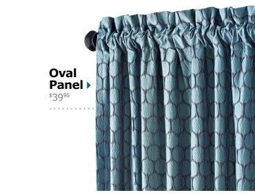Oval Panel