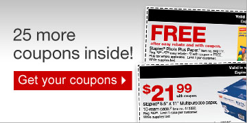 25 more  coupons inside! Get your coupons.