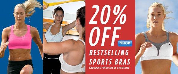 SHOP Bestselling Sports Bra SALE