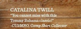 Catalina Twill