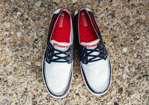 Shop Tretorn: New Canvas Slip-Ons