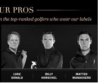 Meet Our Pros