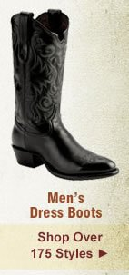 All Mens Dress Boots on Sale