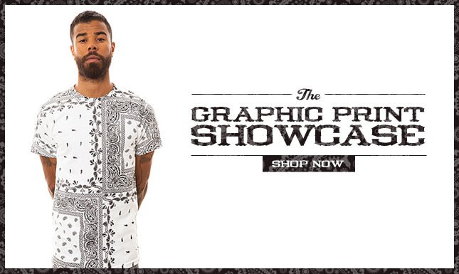 All New Graphic Prints: Mishka, LRG, NEFF
