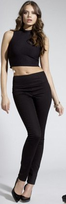 Pieces High Waisted Leggings
