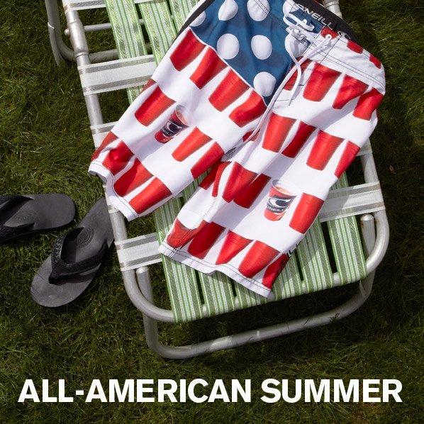 ALL-AMERICAN SUMMER