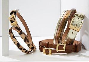 It's a Cinch: Casual Belts