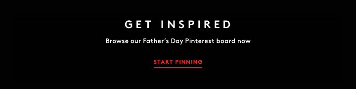 Still need to do your Father's Day shopping? Get a little help from our Influencer dads...