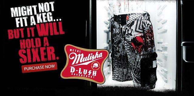 Metal Mulisha D-Lush Boardshorts