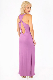 LOOPHOLE MAXI DRESS 33