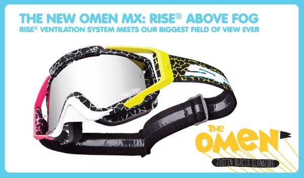 The New Omen MX: Rise Above Fog