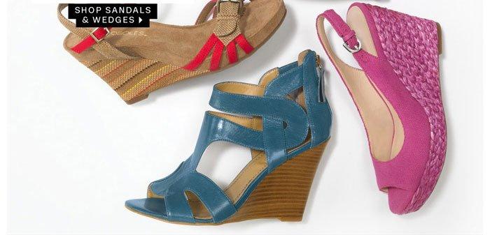 Shop Sandals & Wedges