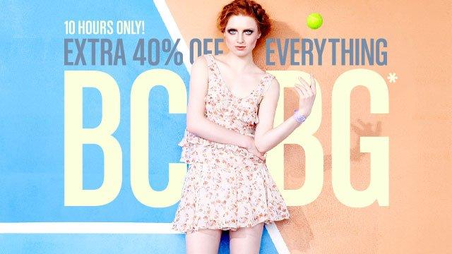 BCBG Sale
