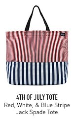 4th of July Tote