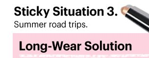 Sticky Situation 3. Summer road trips.