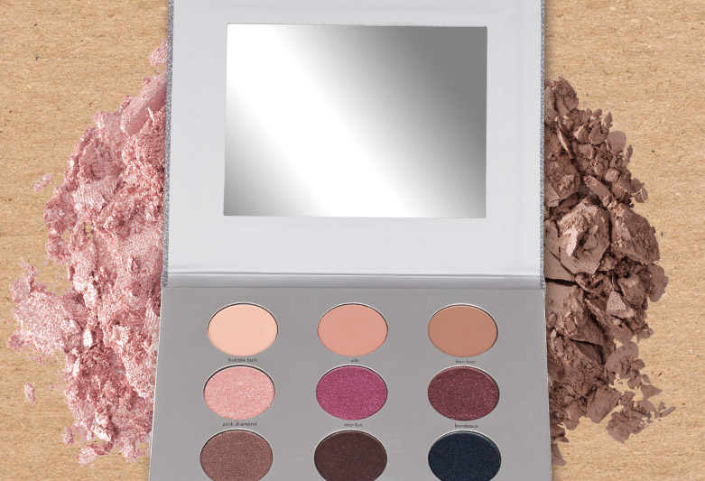 spend $50 get a free luxe eye shadow palette!