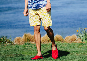 Shop Day at the Beach: Boardshorts & More