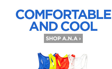 COMFORTABLE AND COOL SHOP A.N.A. ›