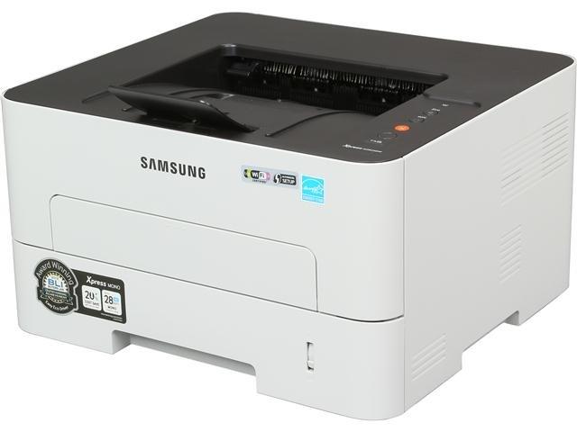 SAMSUNG SL-M2825DW/XAA Workgroup Up to 29 ppm Monochrome Wireless Laser Printer