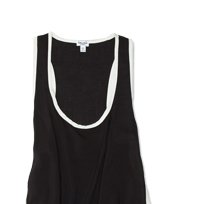 Colorblocked Woven Tank