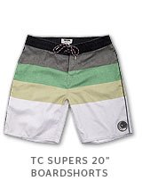 TC SUPERS 20 BOARDSHORTS