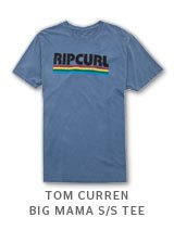 TOM CURREN BIG MAMA S/S TEE