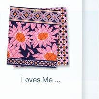 Loves Me...